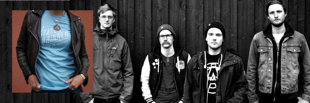 Staten Brinner - Punk på Svenska EP